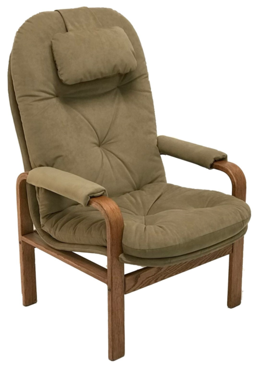 Specials High back upright chair